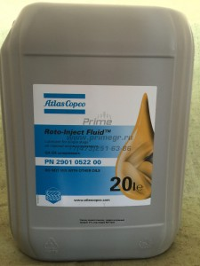 Kanistra Rotoinject fluid 20l