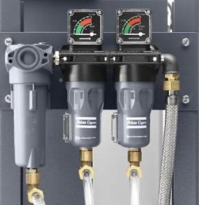 Воздухоподготовка к компрессорному оборудованию